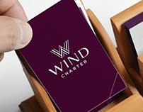 Cartão de visitas : Wind Charter