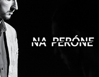 NA PERÓNE – redesign