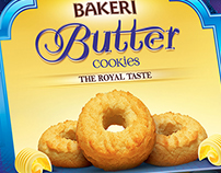 Bakeri Butter Cookies Packaging