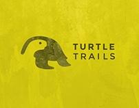 LOGO+WEB Design for TurtleTrails