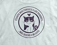 Grumpy-Cooper cat