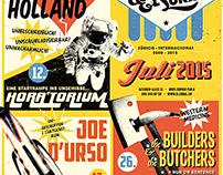 Gig Poster & Program 07/15