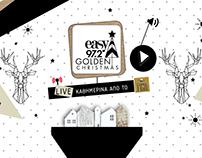 easy 97,2   Golden Hall   easy 97,2 Golden Christmas