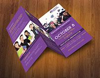 Custom brochure design services