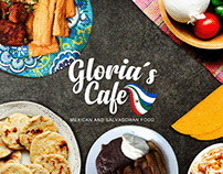 Branding - Gloria's Cafe Restaurant