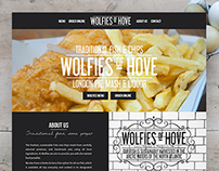 WOLFIES - Website Design and Development
