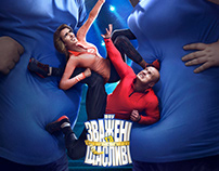 Biggest looser promo poster season 7