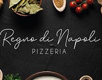 Identidade Visual | Regno Di Napoli Pizzeria