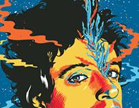 "Gustavo Cerati ""Lisa"" Poster"