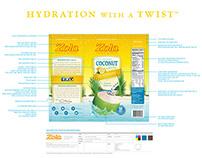 Zola Website & Packaging