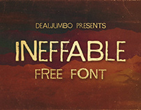 Ineffable – Free Font