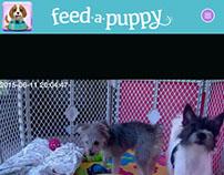 Feed a Puppy App
