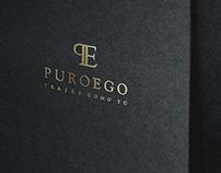 Puro Ego – Fashion Identity / Branding
