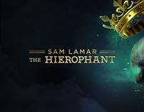 The Hierophant - Cover Art Kannibalen Records
