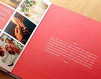 Brochure Design / Thathasthu - Weddings by NEWG Events