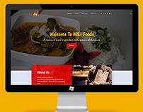 Design Presentation For M & I Foods Restaurant