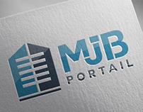 Logotype MJB PORTAIL - Sofia Doudine Création