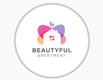 Beautiful Spa House Logo