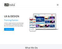 UXIndia Website