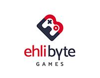 EhliByte Games Logo