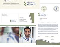 Memorial Hospital Branding