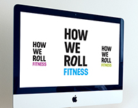 How We Roll Fitness Logo