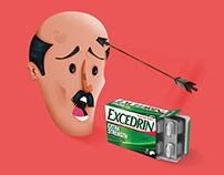 Excedrin - Headache pills