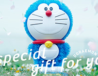 DORAEMON Gift For Joy