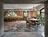 RESTAURANT IN KYIV / ATER.ARCHITECTS