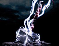 Mjölnir (Thor's Hammer)