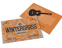 Wintergrass | Handbill & Bifold