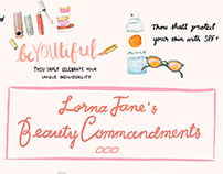 10 Beauty Commandments for Allure