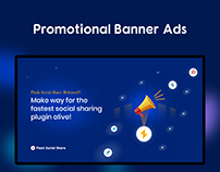Promotional Banner Ads