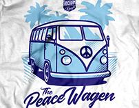 VW T1 Bulli - PeaceWagen