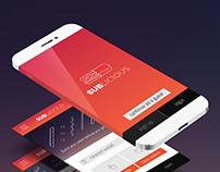Sublicious App Design