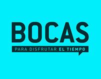 Bocas Magazine - Covers