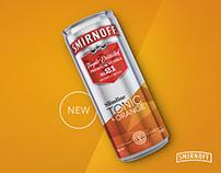 Smirnoff - Slimline Tonic