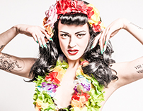 Sailor Jerry Shoot