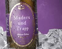 Cerveja artesanal Maders und Trapp