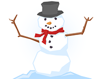 Snow Man - React-App - Hangman Game