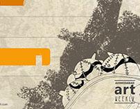 Ahmedabad Art Weekly Calendar