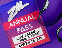 ZM Annual Pass Promotion