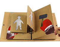 Blubber Boy pop up book