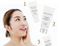 Volante Skincare Email Series; Leadership and Offer