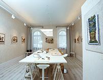 Первая выставка Мозаичной Коллаборации