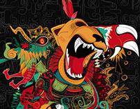 Psicodelia Maya