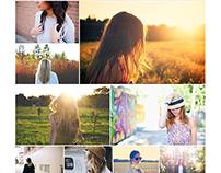 Silvia WordPress Free Creative Photography Theme