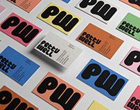 Petty Well - Brand identity