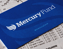 Branding & Identity for Mercury Fund