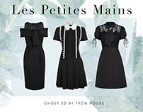 GHOST 3D PHOTOGRAPHY BY TRON HOUSE BRAND : LES PETITES